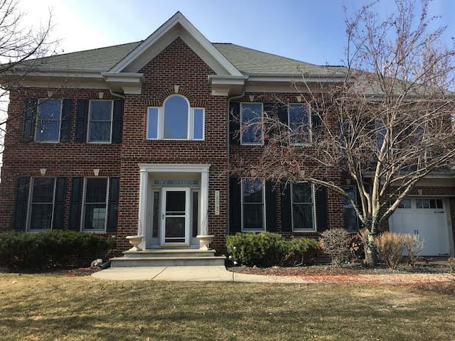 Executive home with a Resort feel - Eden Prairie - Hus
