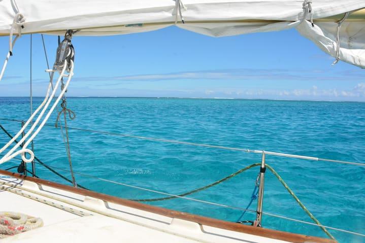 Tonga on the Sea