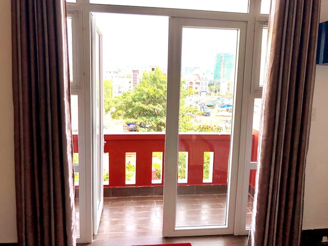 EnCasa*Best Deal*Great balcony view apartment-A302
