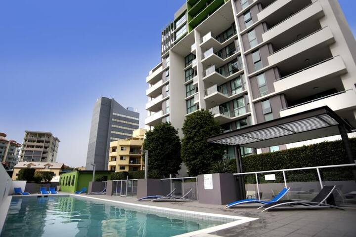 Brisbane Central- Wifi, Netflix, SmartTV, Spa, BBQ - Brisbane - Apartment