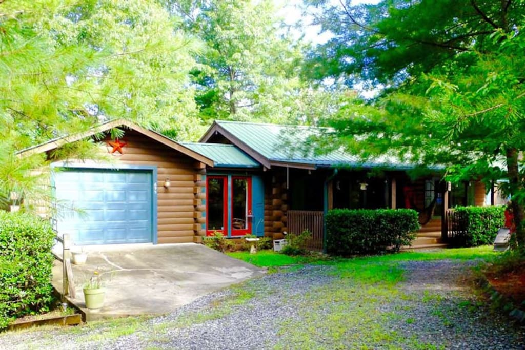 Lake Lure Hideaway Cabins For Rent In Lake Lure North