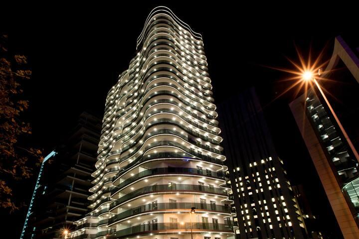 Versace luxury 305, 2 Rooms, 1 kit Downtown Beirut