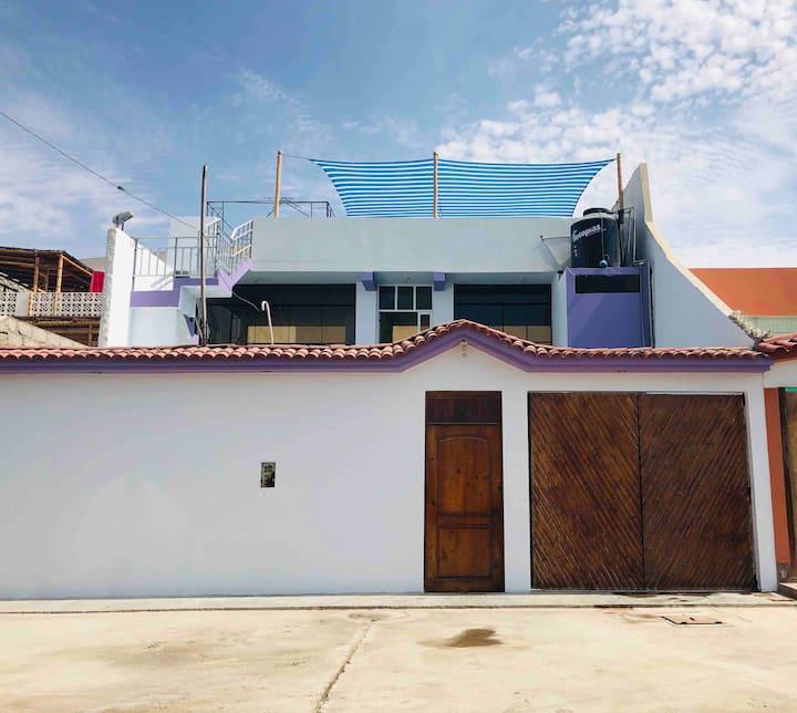 Casa de playa Aguas Marinas - Camaná
