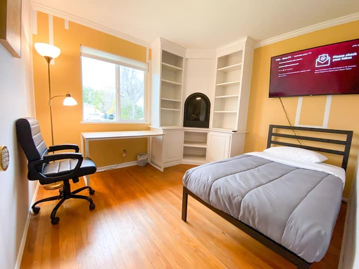 #97/Private Bedroom #97/ New Furnitures