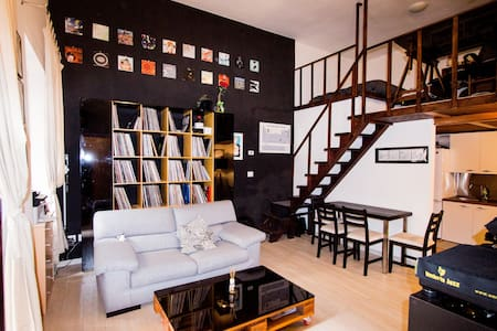 ♥ Modern loft in the heart of Perugia ♥ - Lejlighed