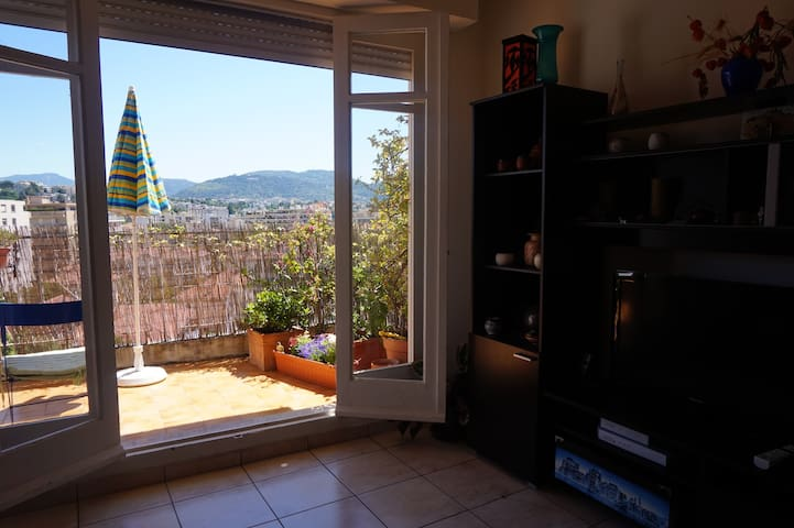 Nid d'amour - Nice - Appartement