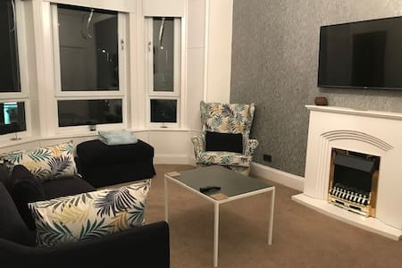 Lovely 1 bed flat in beautiful village