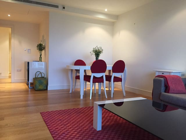 Luxury and warm living in Chelsea - Fulham - London - Apartment