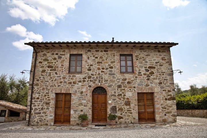 Il Poderuccio la Toscana che rimane nel cuore