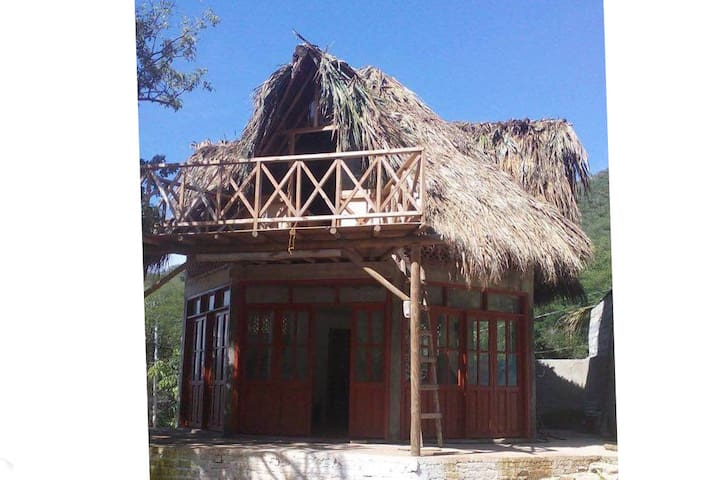 Beautiful cabin in Taganga