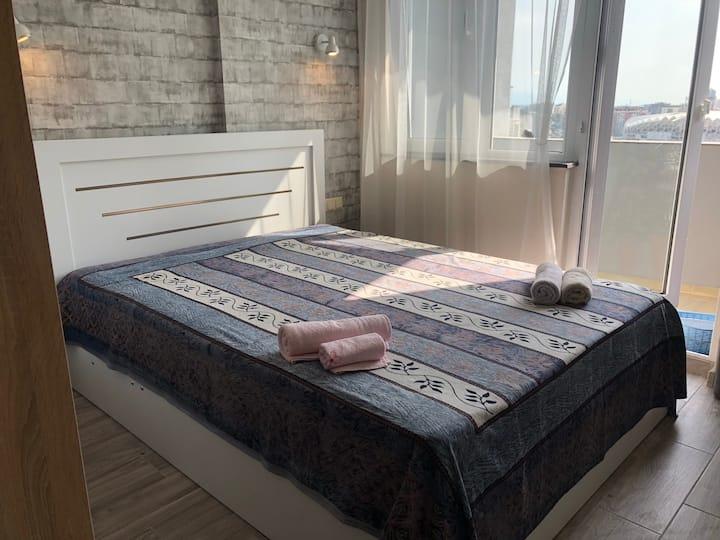 Квартира студия/Stüdyo Daire/Studio Batumi 2 Beds