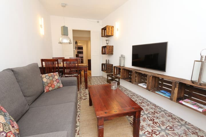 Double Bedroom Apartment in the Heart of Palma