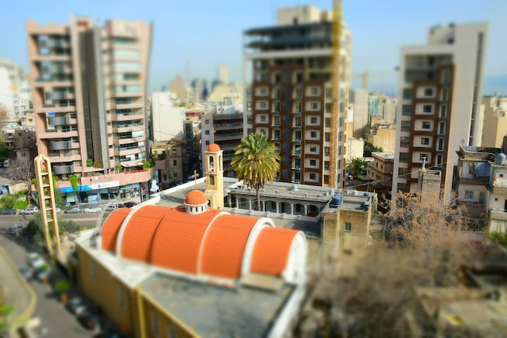 Find a home in vibrant Beirut