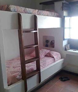 Habitación en la molina (3 camas) - Caleta del Sebo - Haus