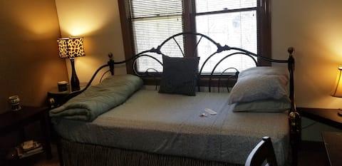 Twin Bed Sleeper - Durham