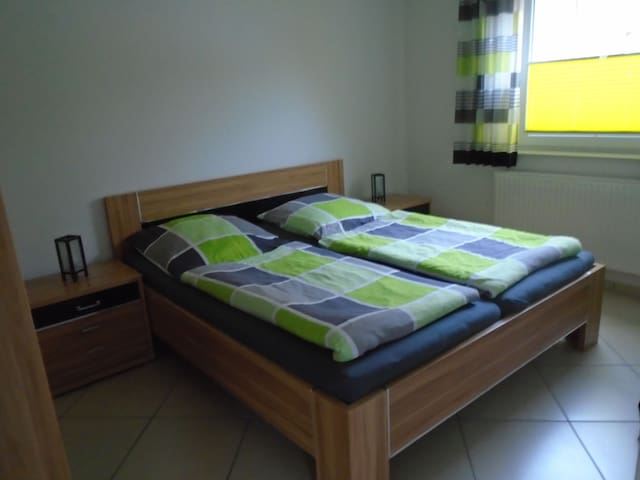 Ferienwohnung Hilbers, (Horumersiel-Schillig), Ferienwohnung 75qm, 2 Schlafzimmer, max. 4 Personen