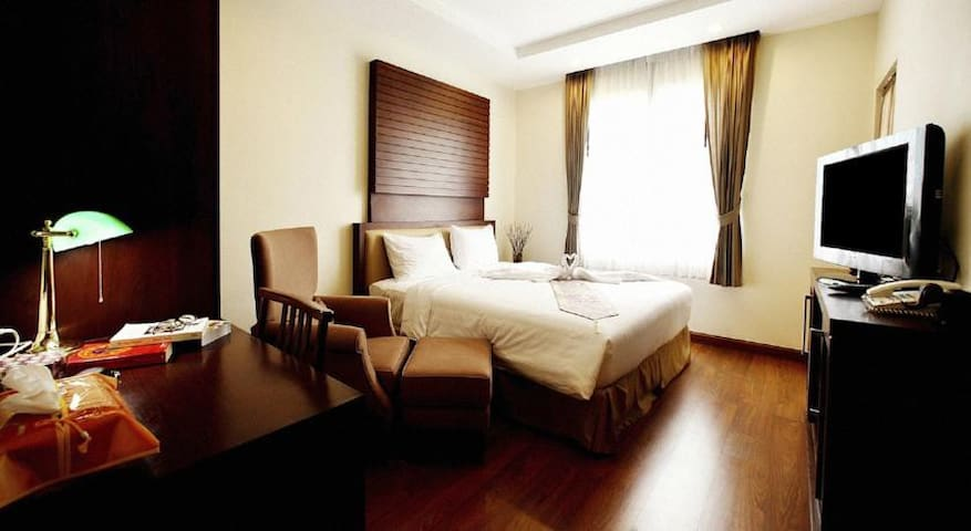 Elegant room in Sukhumvit 2 Bangkok - Bangkok - Pis