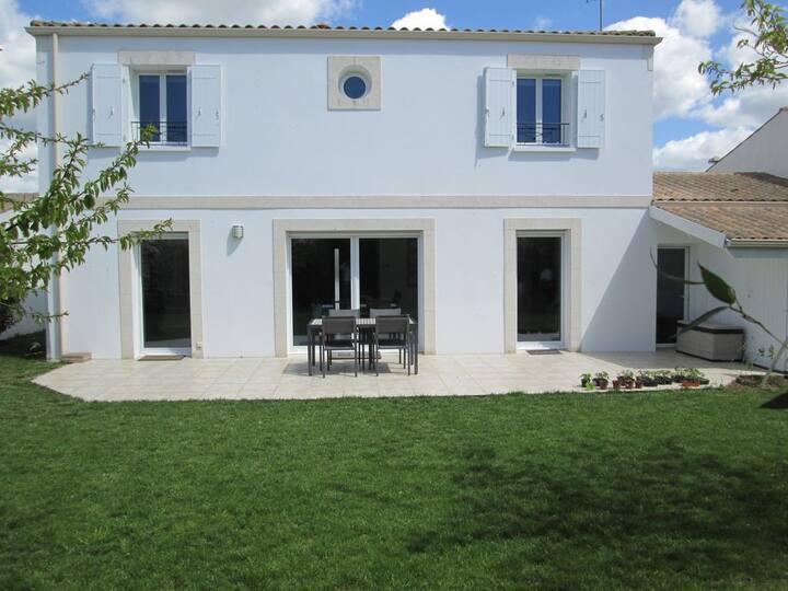 Maison 4 chambres 3 SDB périphérie de La Rochelle