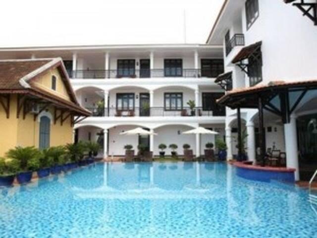 LE DOMAINE DE COCODO APARTMENT RESORT HOTEL - Thành phố Huế - 精品飯店