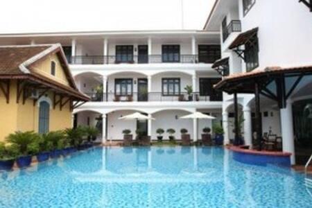 LE DOMAINE DE COCODO APARTMENT RESORT HOTEL - Thành phố Huế - Butikový hotel