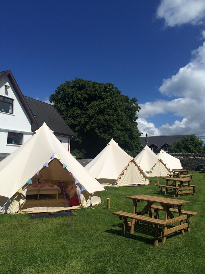 Cong Glamping  - Glamping Bell Tent