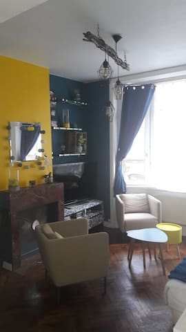 Appartement agréable bien situé