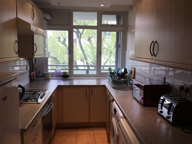 A super nice single room to let in central london - London - Apartment
