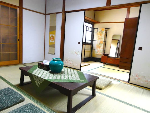 Traditional house 2 min. from Hankyu Station - Kyōto-shi - Huis