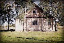 Дом с прекрасным видом в г. Vytegorskiy Rayon