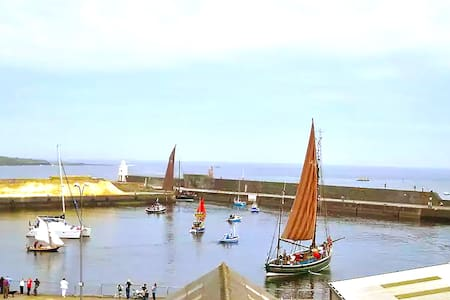 House by the Harbour in Wick - NC500 route - 维克 (Wick) - 独立屋