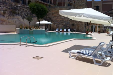 Cozy modern apartment in tranquil valley setting - Is-Swieqi - 公寓
