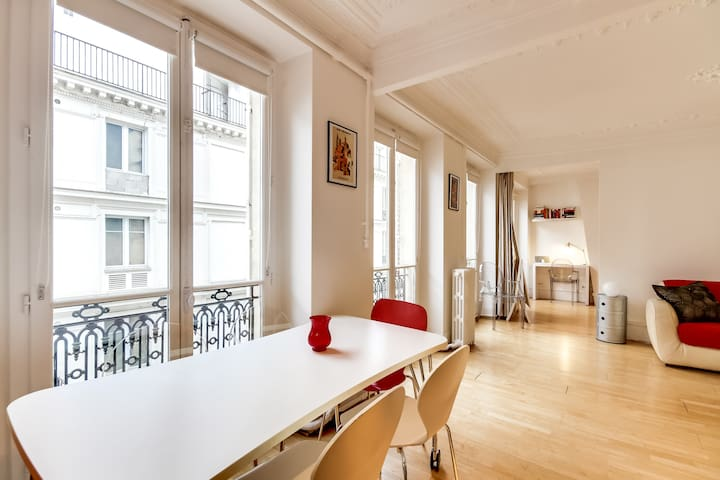 A beautiful apartment in Le Marais - Saint Paul.