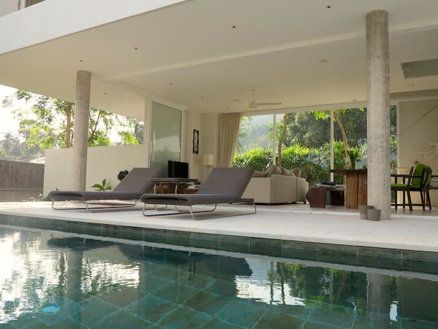 2Bedrooms,with Pool - Ko Samui - Haus