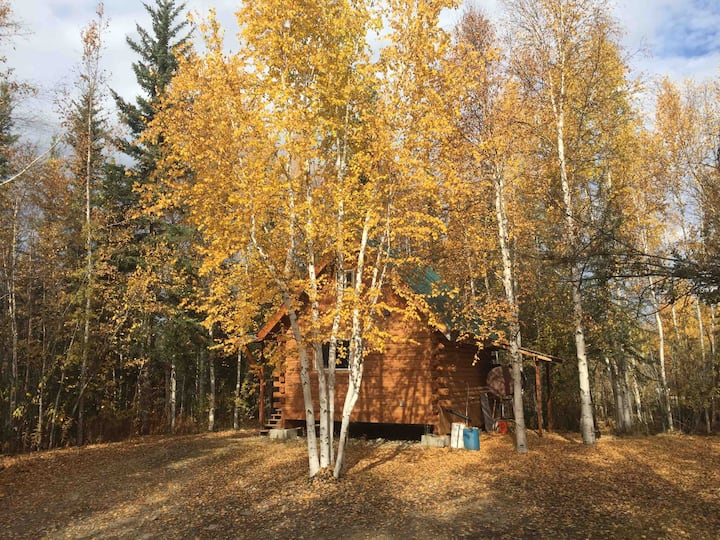Birch Cabin  minimum stay 7 days for discount