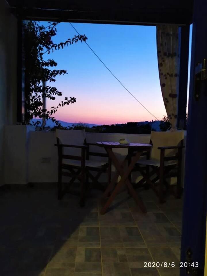 Naxos Seaside Retreat - Akti Cozy Escape