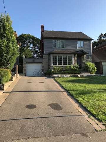 Gorgeous and private 3 bed, 2 bath west end home