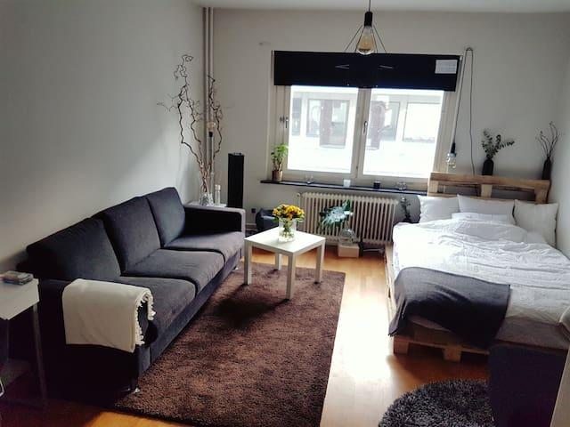 Centralt boende med centrum & natur i gångavstånd - Göteborg - Apartemen