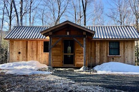 Modern Cabin in the Adirondacks