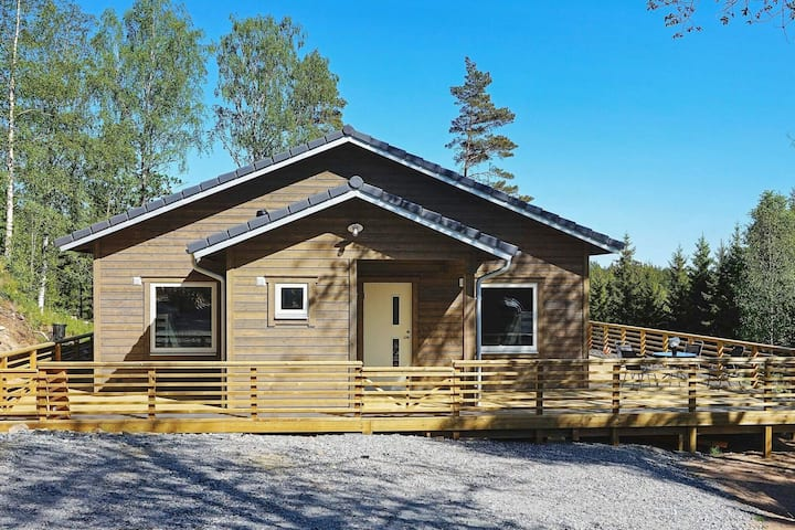 4 star holiday home in TÖLLSJÖ