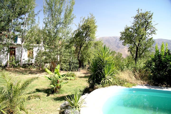 Romantic house in las Alpujarras