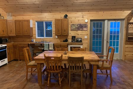 Unique Cabin Accommodations # 2