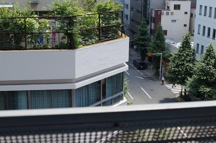 3 minute walk to Iwamoto-cho station - Chiyoda-ku - อพาร์ทเมนท์