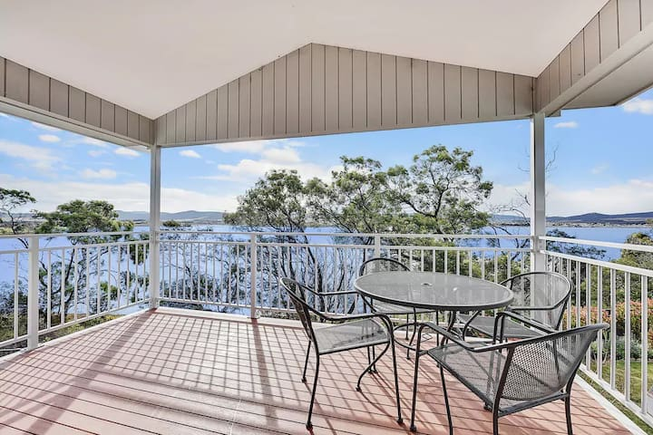 Waterfront Spectacular with stunning views