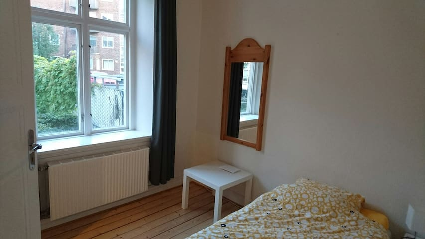 Single Room in newly renovated flat in city center