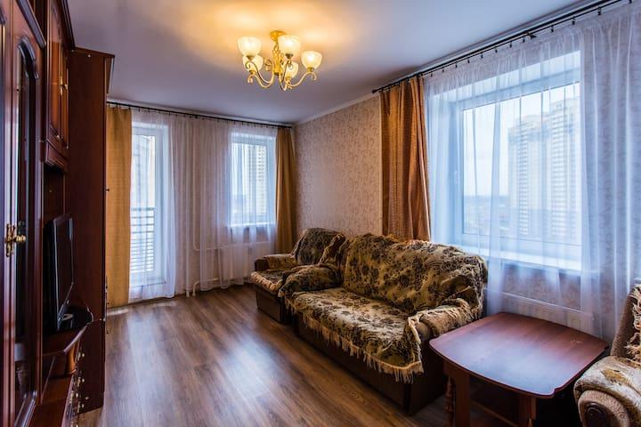 ДУШЕВНАЯ двухкомнатная квартира - Sankt-Peterburg - Byt