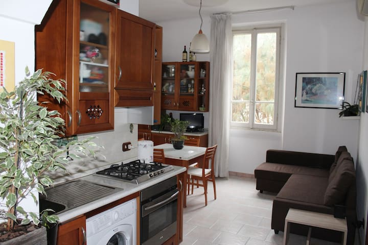 Airbnb Via Roberto Sarfatti Vacation Rentals Places