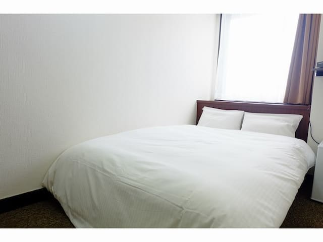 hotel tetora hakodateekimae(semi-double room) - Hakodate