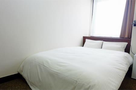 hotel tetora hakodateekimae(semi-double room) - Hakodate - Boutique-hotel