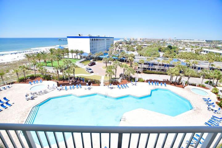 607 Destin West Resort - Gulfside Penthouse