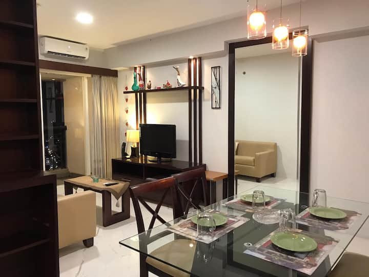 Braga Citiwalk Apartemen 12 Floor 2 Bedroom